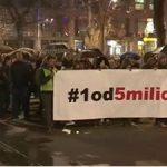 Protesti u Novom Sadu, Nišu, Čačku, Šapcu i Zaječaru