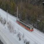 Kroz tajgu: Ovo je najlepša tramvajska linija u Rusiji