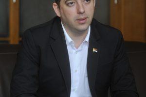 Đurić: Priština se ponašala neodgovorno i ima strah od Srbije