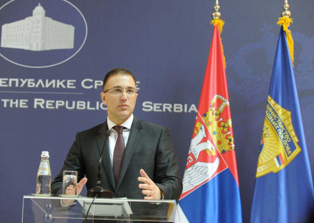 Stefanović: Nećemo da gledamo hapšenje Srba bez dokaza