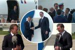 (UŽIVO) MAKRON U BEOGRADU Francuski predsednik u prvom obraćanju ČESTITAO SRBIJI NOVAKOVU POBEDU