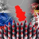 POSLEDNJI ADUT MOSKVE NA BALKANU Zašto je čelični zagrljaj Rusije poslednjih meseci postao tako AGRESIVAN