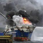 Gori 200.000 litara benzina i amonijaka na ruskom brodu u Norveškoj, naređena evakuacija
