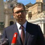 Vučić: Vatikan će čuvati pozicije po pitanju Kosova i Metohije
