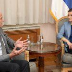 Brnabić sa ambasadorom Francuske: Odnosi su izuzetno napredovali ove godine