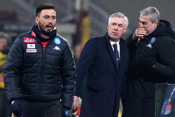Napoli potvrdio, defanzivac završio godinu!