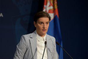 """""""MISLIM DA JE BILO PRAVO VREME"""" Ana Brnabić otkrila zbog čega se učlanila u SNS"""