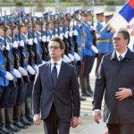 Vučić: Veoma dobri odnosi Beograda i Skoplja