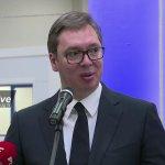 """""""VI PRETITE, MI ĆEMO DA RADIMO I GRADIMO"""" Vučić o izveštaju Pentagona"""