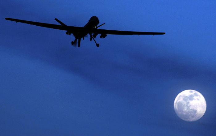Damask: Amerika dronovima gađala naftne objekte u Siriji