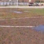 Sramota: Zvaničan teren na kom se igra Omladinska liga Srbije nije dostojan fudbala (VIDEO)