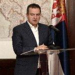 Dačić: Nadam se da u Crnoj Gori neće oduzimati crkve i manastire SPC