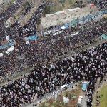 Iran ustao na noge nakon propovedi verskog vođe /foto, video/