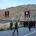 Pleme Kuči se okupilo na Orljevu: Preko hiljadu ljudi krenulo u Podgoricu na litiju! /video, foto/
