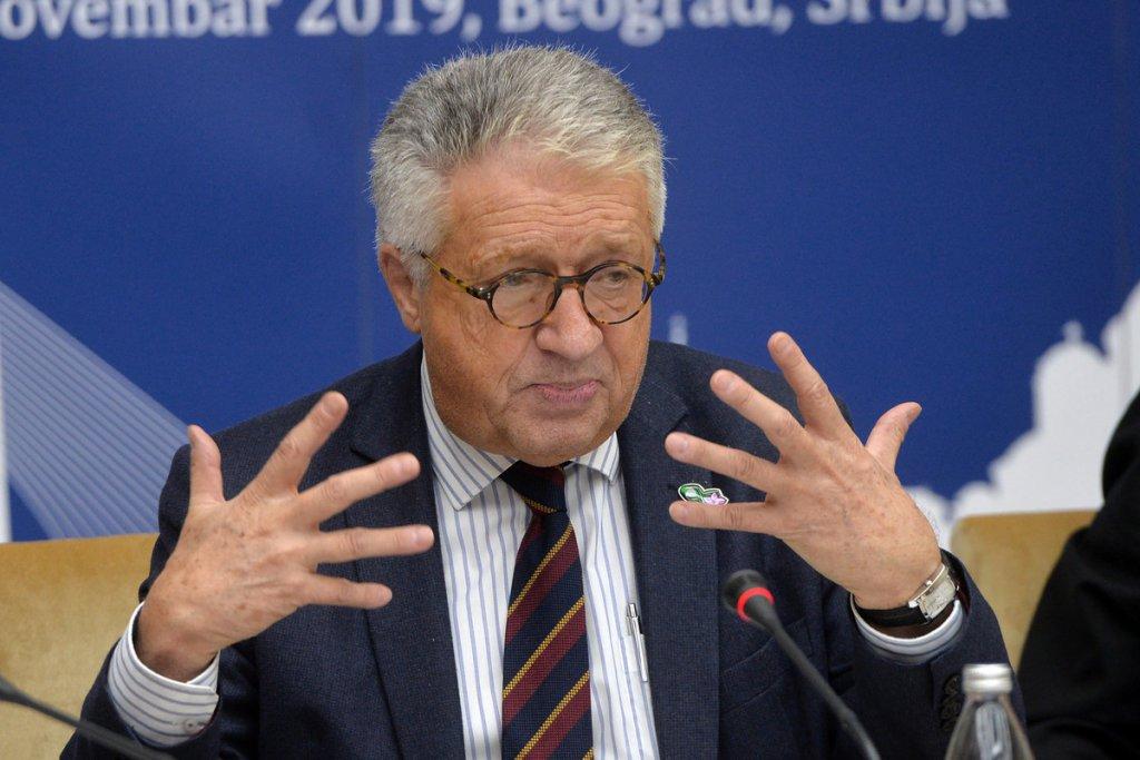 """""""PROŠIRENJE MORA BITI REŠENO"""" Petrič: Bez odluka o novim članicama, EU će pokazati da ne može da DONOSI ODLUKE"""