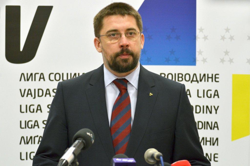 Kostreš: Vojvođanski front iz dana u dan raste, besmislene i uvredljive optužbe da promovišemo separatizam