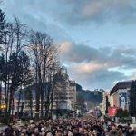 Litije u Crnoj Gori: Svetionik – Osveštavanje prostora