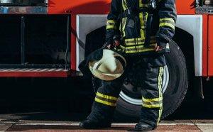 U požaru kod Podgore izgorelo 4.000 kvadrata