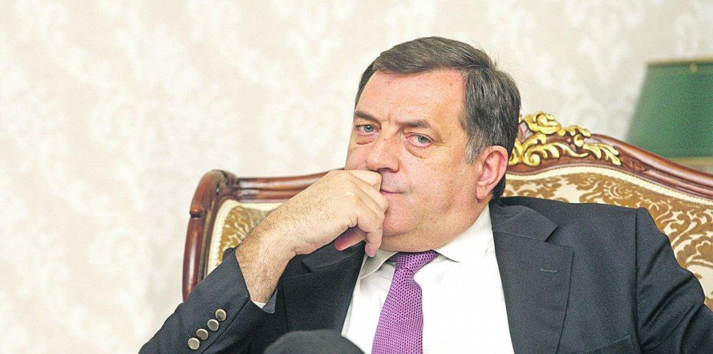 """""""PREĐENE SU CRVENE LINIJE"""" Dodik: Narod će o statusu Republike Srpske odlučiti na referendum"""