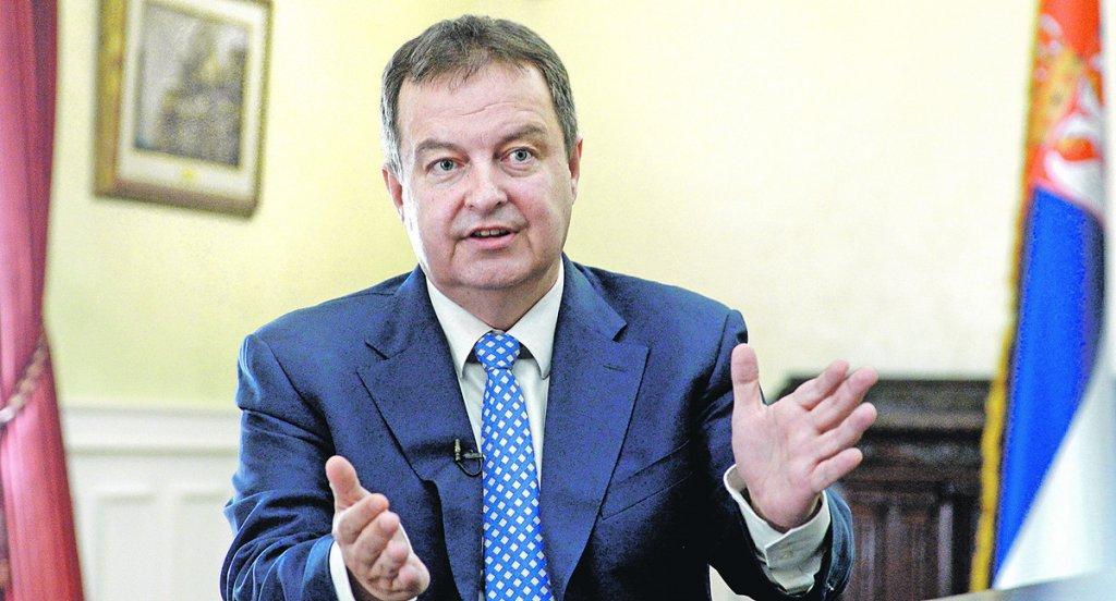 Dačić: Organizujemo pomoć za građane Srbije koji su zarobljeni na aerodromima
