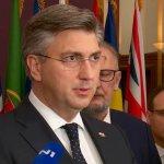 Hitan sastanak državnog vrha Hrvatske, Plenković pozvao na pridržavanje mera