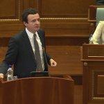 Kosovo government loses confidence vote