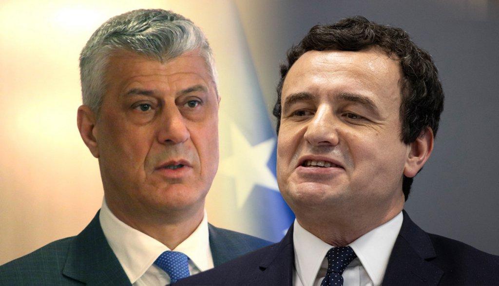 Nakon nekoliko pokušaja, u Prištini počeo sastanak Tačija i Kurtija