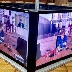 Počeo sastanak Vučića i Merkel putem video-konferencijske veze