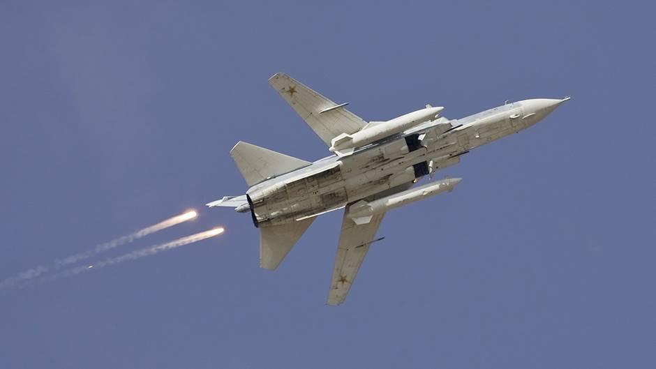 Ruski Su-27 se srušio u Crno more, otežana potraga za pilotom
