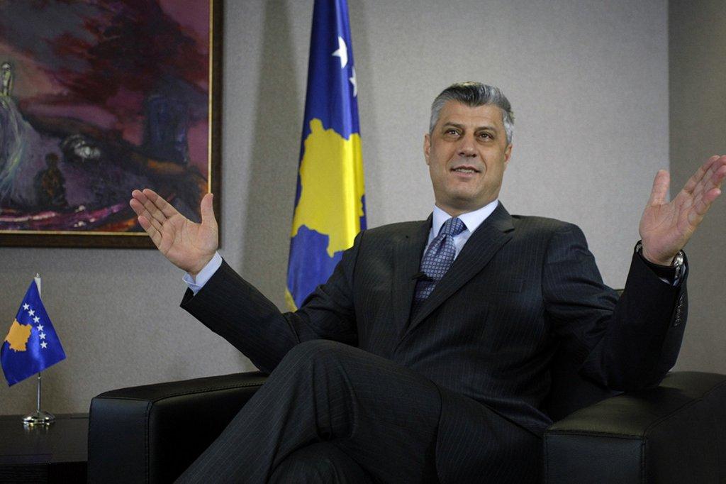 Tači najavio konsultacije o formiranju vlade u Prištini