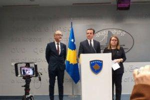 Odlazeća kosovska vlada odlučila da od ponoći primenjuje mere reciprociteta