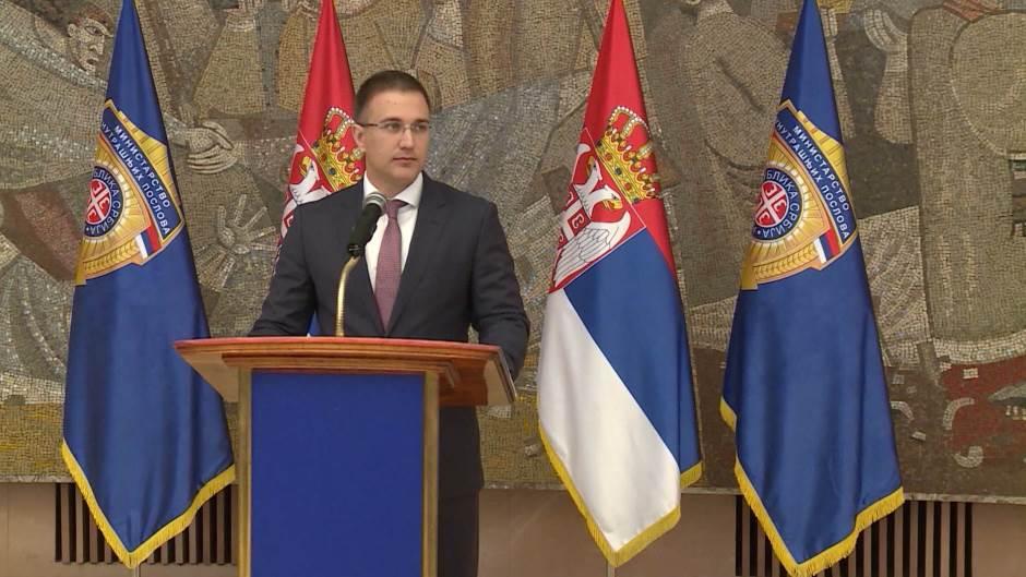 Serbia's Min: Fake news that 24-hour curfew starts on Wednesday