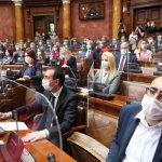 """Ujedinjena demokratska Srbija: """"Učestvovaćemo u radu parlamenta, dve teme najvažnije - zdravlje i ekonomija"""""""