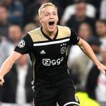 Van de Bek: Real Madrid? Nisam rekao 'da' nikome
