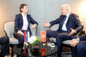 Premijer Crne Gore: Brnabić je mogla da pozove mene...
