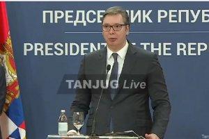 70 MILIONA EVRA ZA SRBIJU IZ EU Vučić: Očekujemo da dobijemo jasan znak da ćemo postati članica Unije