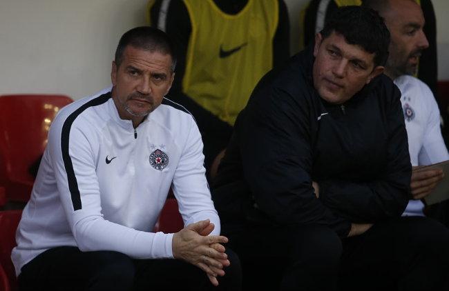 Bata Mirković želeo da ga dovede u Partizan, sad Crnogorci vrebaju priliku!