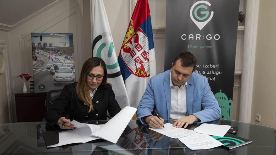 CarGo pruža besplatne vožnje članovima udruženja MS platforma