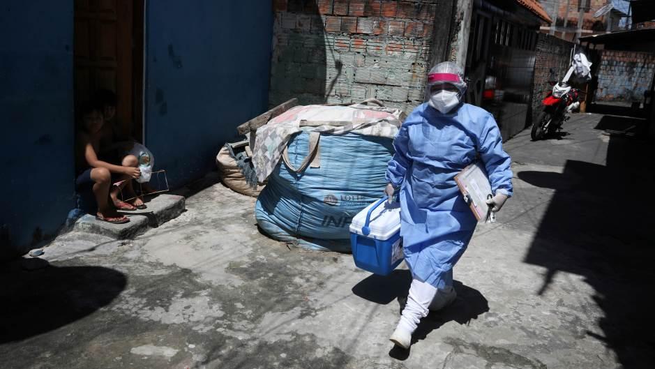 Medicinske sestre u Brazilu umiru od kronavirusa više nego u drugim zemljama