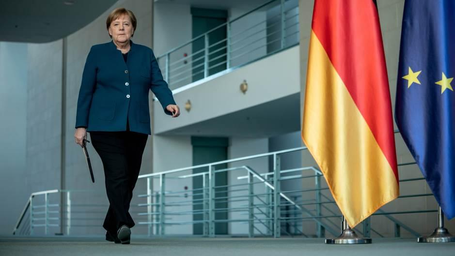 Pred Nemačkom težak zadatak predsedavanja Evropskom unijom nakon krize