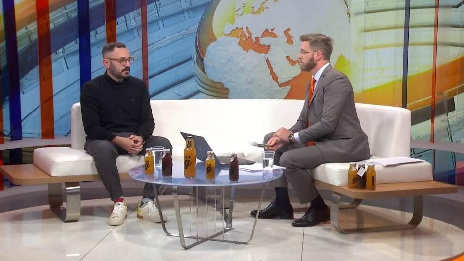 Radosavović o odnosu Podgorice i Beograda: Mali fudbal diplomatije