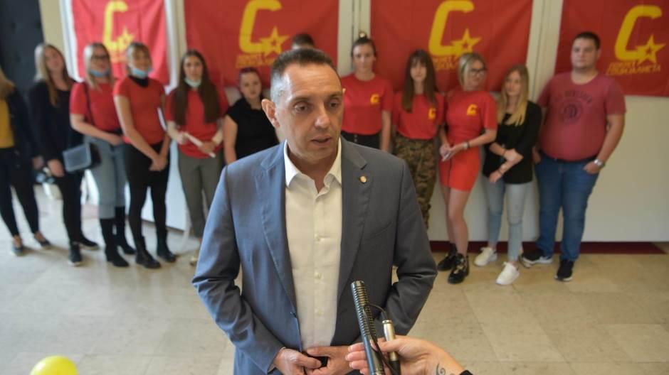 Vulin: Srbija je vojno neutralna, to je izabrala da bude