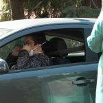 """Drive in"" testiranja na koronu u Sloveniji, cena oko 100 evra"