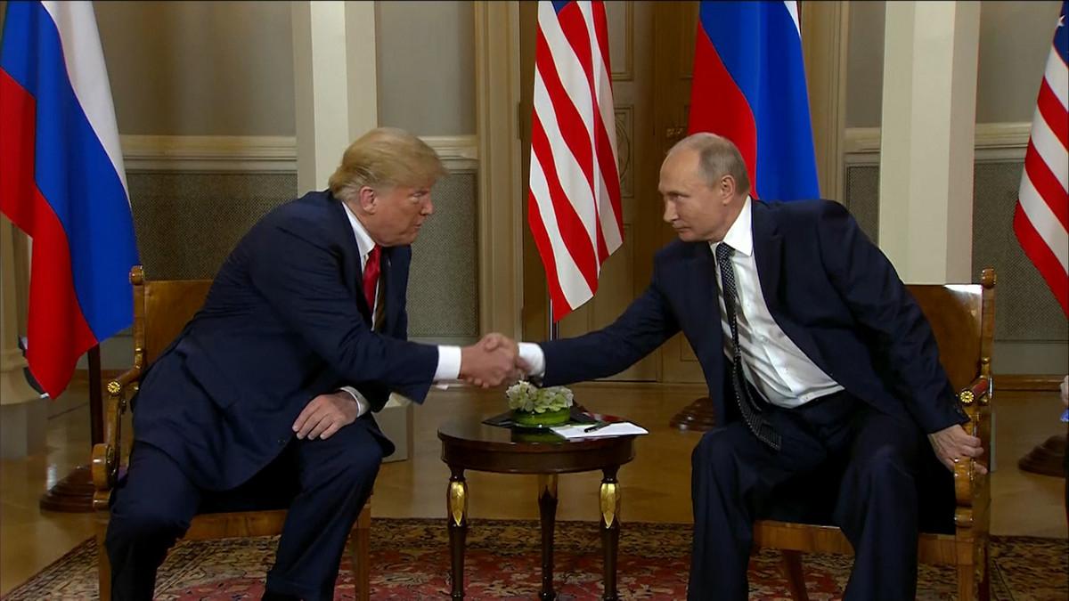 Tramp i Putin razgovarali o samitu G7