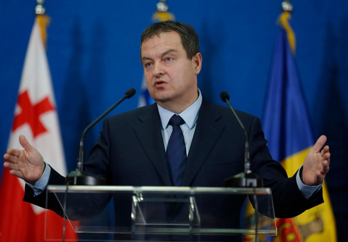 """""""DOČEKASMO NATO NA GUSLAMA"""" Dačić odgovorio Podgorici: Ne preti vam opasnost od Srbije, već od vas samih"""