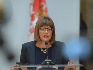 Gojković: Država dobro reagovala u teškim vremenima