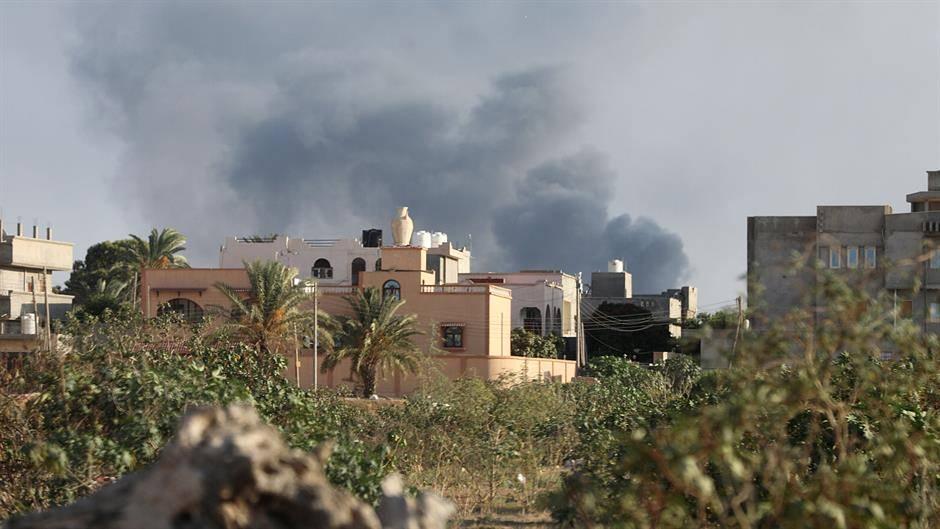 Libijske vladine snage povratile međunarodni aerodrom u Tripoliju