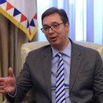 Vučić za RSE: Otvoren prostor za dijalog sa Prištinom