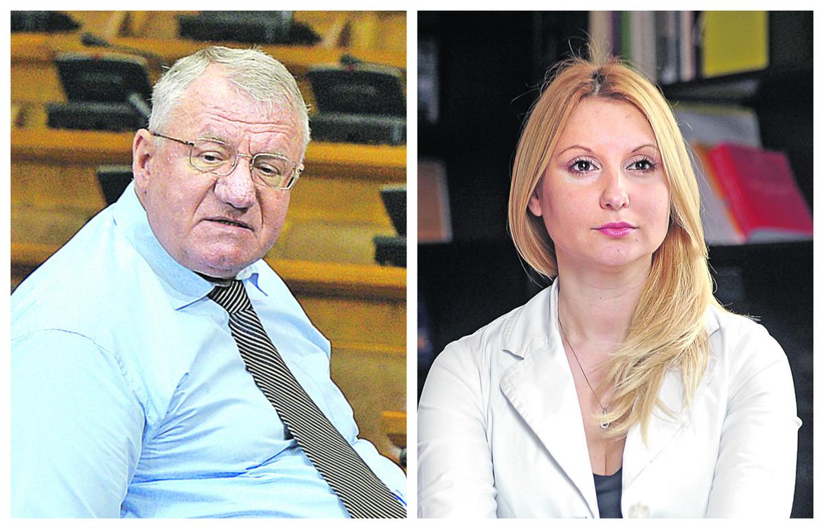 """SVOJE GADOSTI ŠTAMPA I U KNJIGAMA Šešelj je ponovo Aleksandru Jerkov nazvao """"ustaškom k..vom"""", i još jednom pokazao koliko je GNUSAN"""