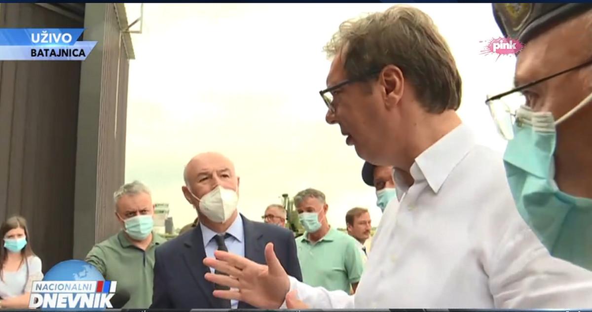 Vučić: Kriv sam što sam išao u Moskvu i Brisel, trebalo je da ostanem i odmah UKLJUČIM VOJSKU U NOVOM PAZARU (VIDEO)